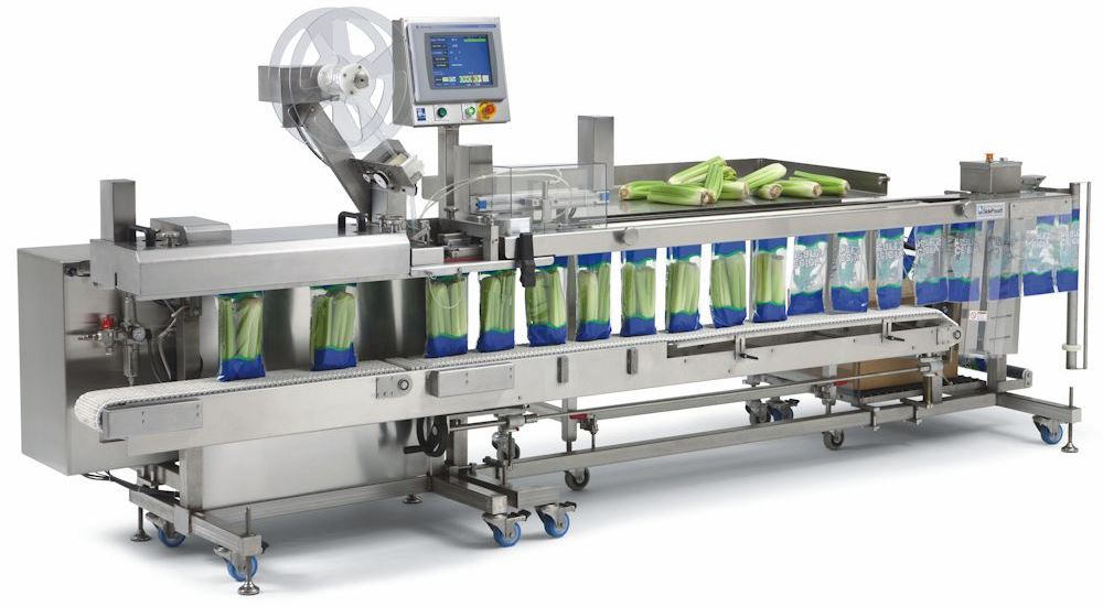 Autobag - SidePouch FAS SPrint Revolution Bagging System is Designed for High Speed Food Applications